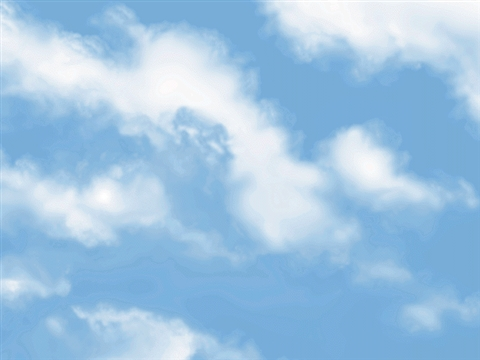 Windows98 sky wallpaper